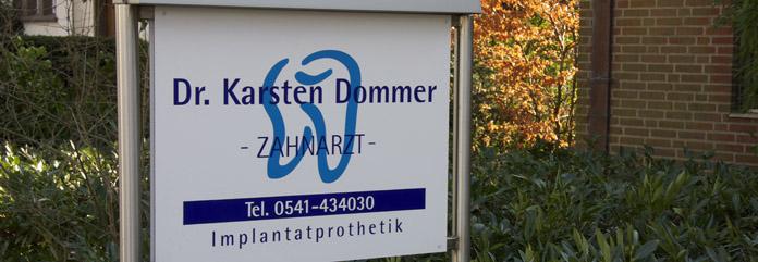 Dr. Karsten Dommer